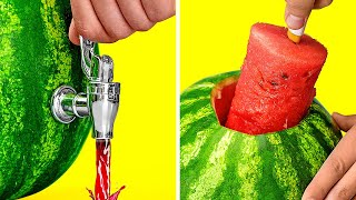 ARE YOU READY TO PARTY? || Awesome Hacks To Rock Any Party And DIY Watermelon Tricks By 123 GO! BOYS