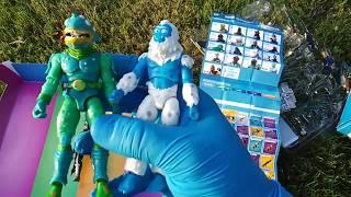 ¡Viernes Fortnite! ¡NUEVO Paquete De 4 Jazwares! Trog, Moisty Merman, Omen y Ravage! ¡Demencia del modo Escuadrón!