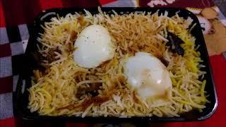 Hyderabadi Mutton Biryani | Dum Cooking | Delhi Review