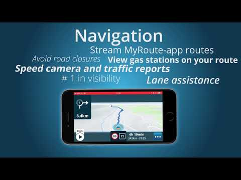 MyRoute-app Navigation: route editing & navigation - Apps on
