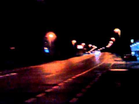 Orange San Francisco / ZTE Blade / Base Lutea Video night Demo 480p VGA on Froyo 2.2