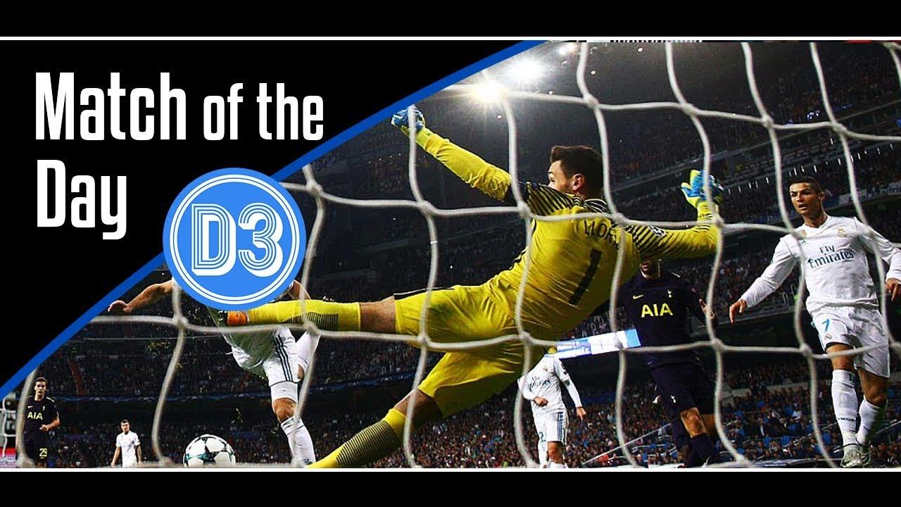 Download REAL MADRID 1-1 TOTTENHAM HOTSPUR | Resumen Completo ★ D3D2