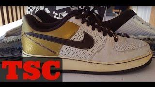 The Sneaker Chop Nike Air Force 1