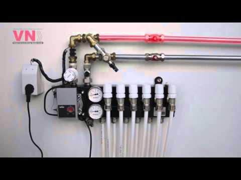 Bekend Vloerverwarming Nederland - YouTube IB21