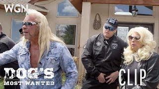 Dog's Most Wanted | Episode 8 Clip: Garry's First Hunt | WGN America