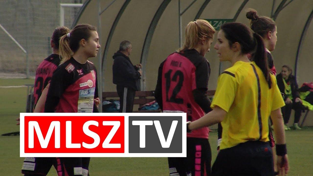 Astra-4IG-HFC - Újpest FC | 4-0 | JET-SOL Liga | 11. forduló | MLSZTV
