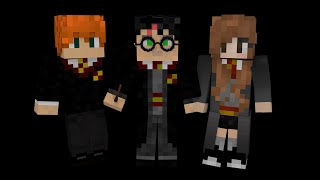 Harry Potter In 99 Seconds - Minecraft Edition