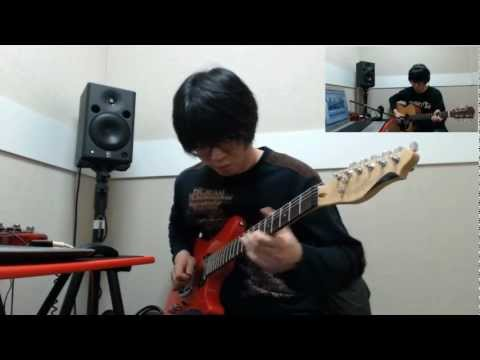 Eric Clapton - Autumn Leaves(Cover By 나윤성)