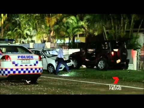 Tcad 7 News - Car jacking offender caught