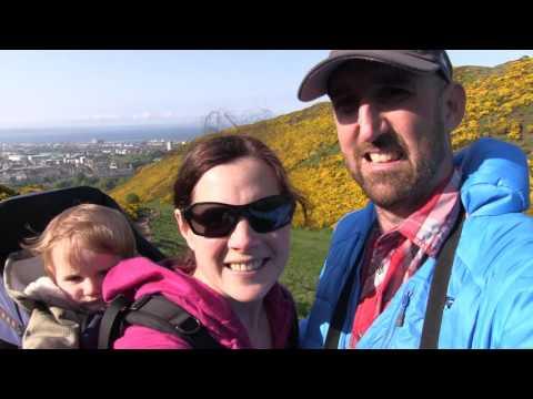 SCOTLAND - Edinburgh Castle, Stirling, Stirling Golf Course, St. Andrew's Old Course