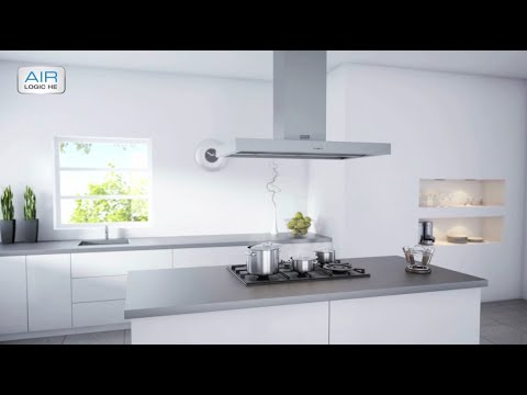 hotte performante haut de gamme aspiration cloud zone asko electrom nager youtube. Black Bedroom Furniture Sets. Home Design Ideas