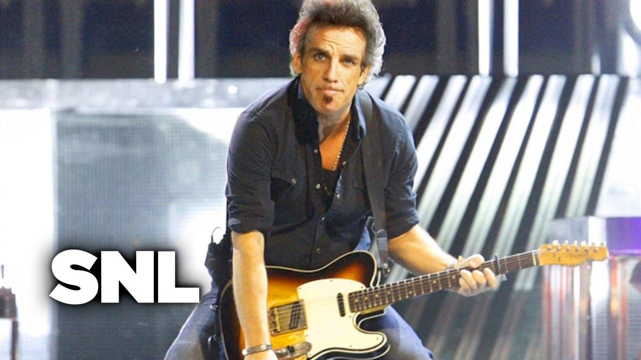 Bruce Springsteen Dvd Set Saturday Night Live Youtube