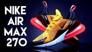 Обзор Nike Air Max 270 после 4 месяцев и Баллон цел!