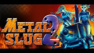 Metal Slug 2 Arcade