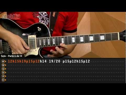 Cowboys From Hell - Pantera (aula de guitarra)