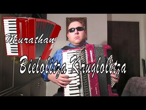 Russian Folk Song Bielolitza Kruglolitza - Accordion - Белолица круглолица