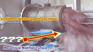 نظف وحدك 👍🇹🇳🚙😆🚗😀😘😍فلتر البيئة الجسيمات - pot-echappement-catalyseur