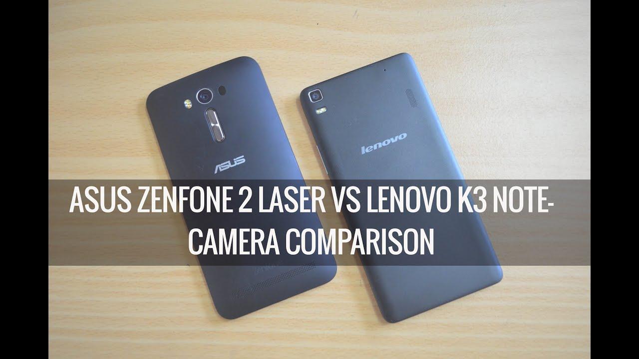 Asus zenfone 2 laser vs lenovo k3 note