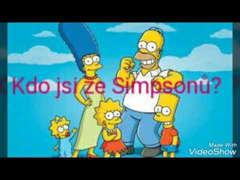 Test- Kdo ze Simpsonů jsi? [Cz/Sk]