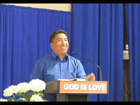 Zumtu Nun Le Thlarau Theitlai - Rev. Dr. Tuan Peng Thang