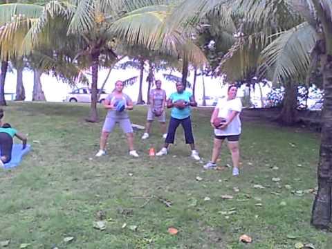 Outdoor Fitness Bahamas 1