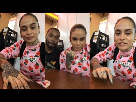 Kehlani | Instagram Live Stream | 3 April 2018 [ Talking about Camila Cabello & Never Be The Same ]