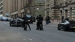 Fast and Furious filming in Glasgow