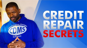 Credit Repair Secrets You Better Know in (2020)