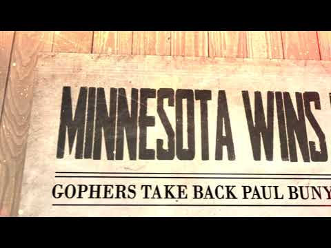 Gopher - Minnesota vs. Wisconsin: Longest-Running Rivalry in College Football!