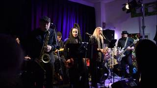 Superstition (Stevie Wonder) feat. GEORGE LISZT & BAND, Live-Jam