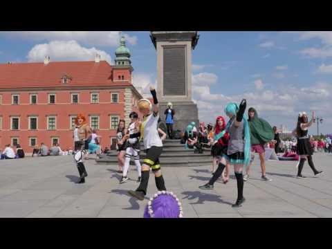 Miku Walk Vol4 Warsaw  Ievan Polka