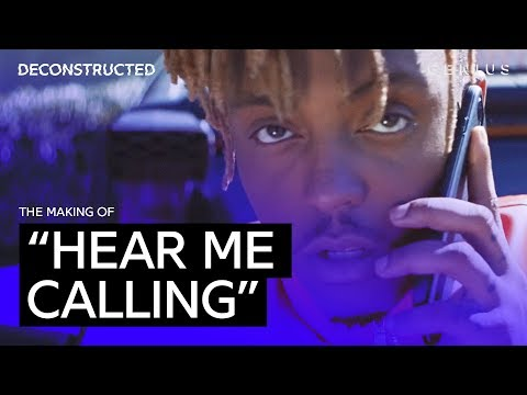 "The Making Of Juice WRLD's ""Hear Me Calling"" With Purps (808 Mafia) 