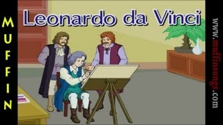 Muffin Stories - Leonardo da Vinci