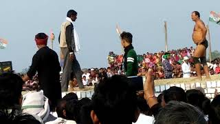 थापा Pahalwan aur एफिक Pahalwan मुकाबला