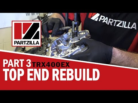 400EX Top End Rebuild Part 3: Rebuild & Installation | Partzilla.com