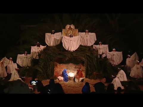 Bethlehem AD 2016  Live Nativity_O Holy Night