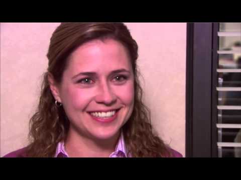 The Office - Jim & Pam's Love Story
