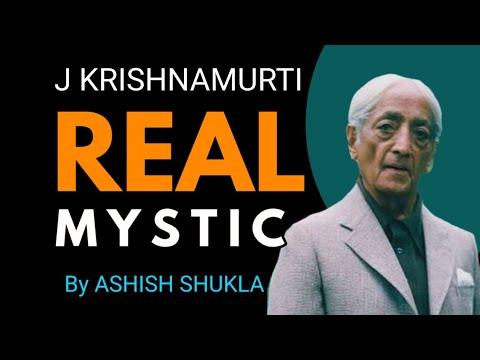 10 Mystical facts about J Krishnamurti || J Krishnamurti  biography in hindi || Ashish Shukla