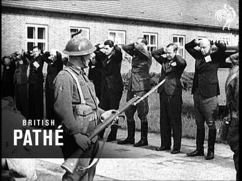 The Flensburg Fiasco (1945)