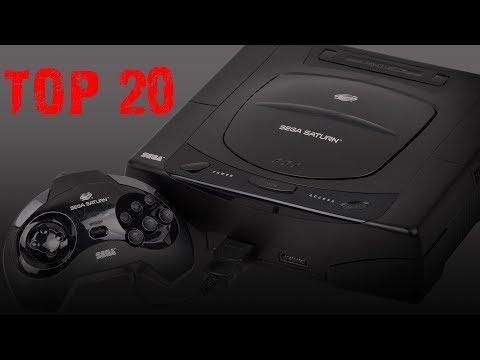 Top 20 Sega Saturn Games