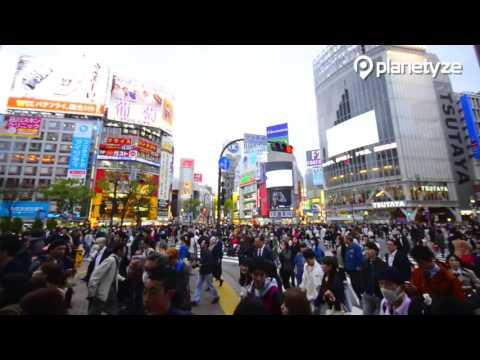 Shibuya, Tokyo |  Japan Travel Guide