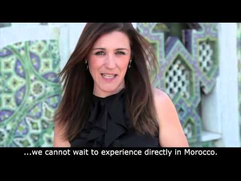 IV Encounter of flamenco dress and Moroccan caftan designers in Seville