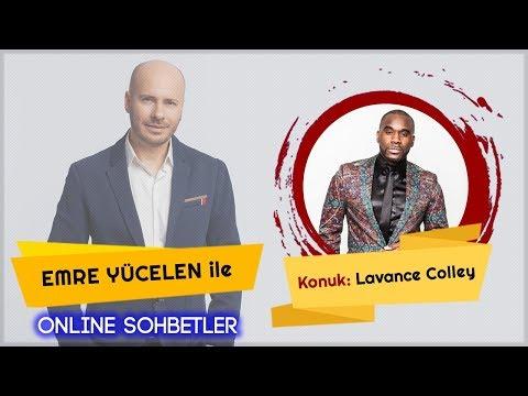 LaVance Colley - Emre Yücelen ile Stüdyo Sohbetleri #14 #OnlineSohbetler
