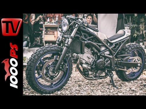 "Suzuki SV650 ""Little Bastard"" | Glemseck 101 2016"