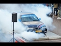 BMW Burnout Contest (Popping Tires): 325i vs 328i vs 518i