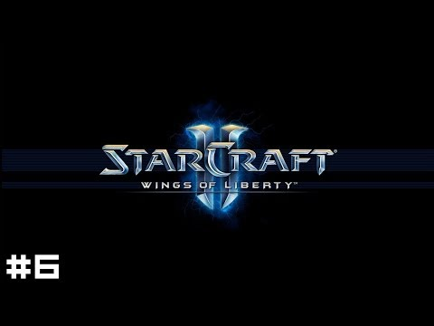 StarCraft 2: Wings of Liberty #6 - Under the Cover of Night