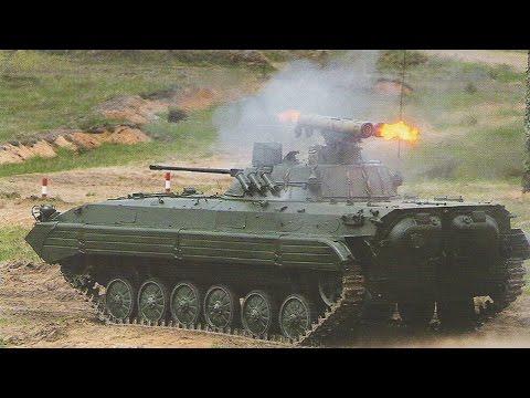 Soviet IFV BMP-2 : A Quarter of Century in Service - Voennoe Delo