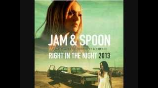 Jam & Spoon vs. David May - Right In The Night (Rico Bernasconi remix)