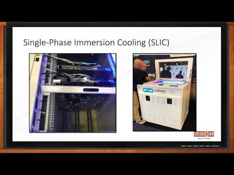 Benefits And Applications Of Immersion Cooling -- Samtec