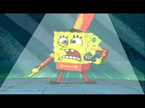 SpongeBob SquarePants  - Sweet Victory Original Music Video In Full 1080p Hd!!!